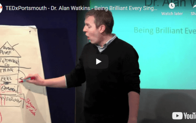 TEDxPortsmouth – Dr. Alan Watkins – Being Brilliant Every Single Day (Part 1)