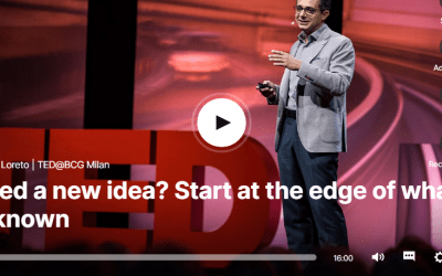 Need a new idea? Start at the edge of what is known